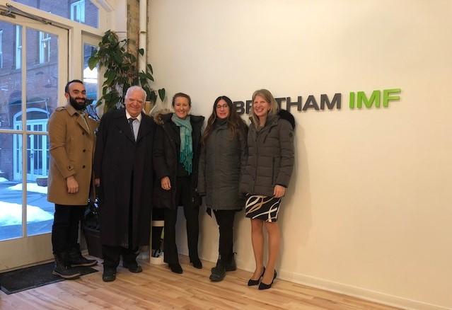 Bentham IMF Set to Offer Commercial Litigation Funding in Quebec