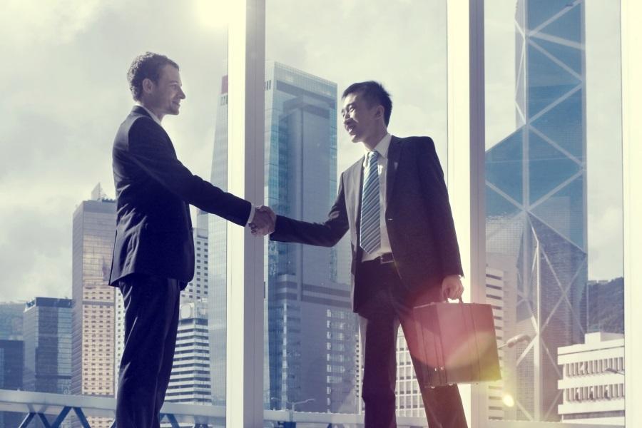 hand shake deal
