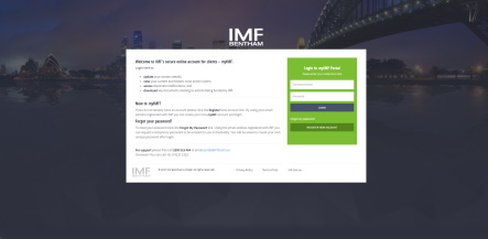 """IMF launches Shareholder Class Action Portal """"My IMF"""""""