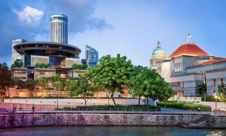 'Super priority' rescue finance in Singapore