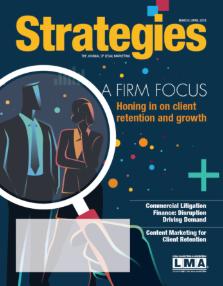 Strategies Magazine Cover Image