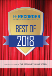 The Recorder Best of 2018